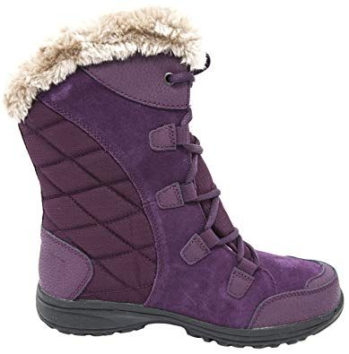 5617ea820 Amazon.com: Columbia Women's Ice Maiden II Insulated Snow Boot: Shoes