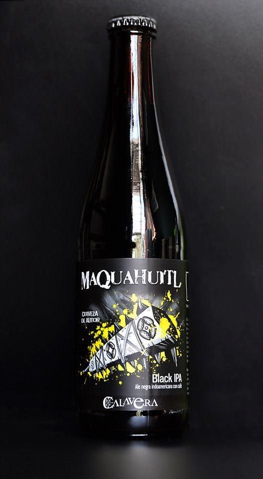 Etiquetas para cerveza Calavera. by Fernando Serrano, via Behance