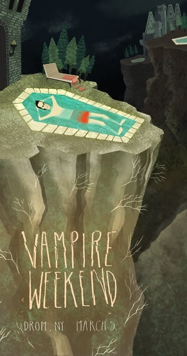 If you're a vampire, it's your weekend!
