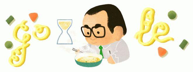 安藤百福生誕 105 周年