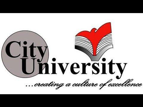 Loging page . City University, Dhaka