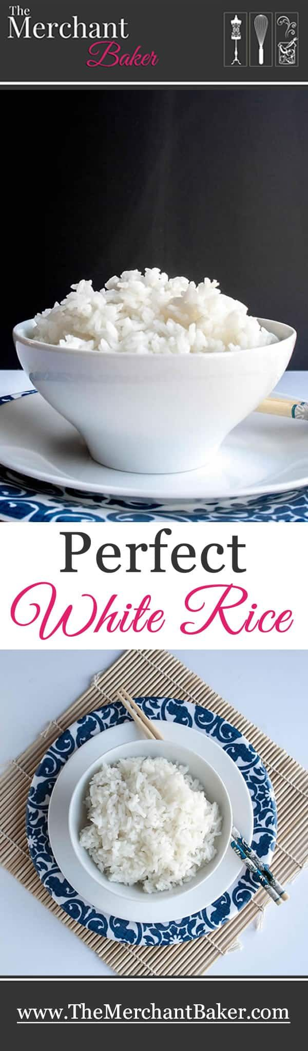 Perfect White Rice