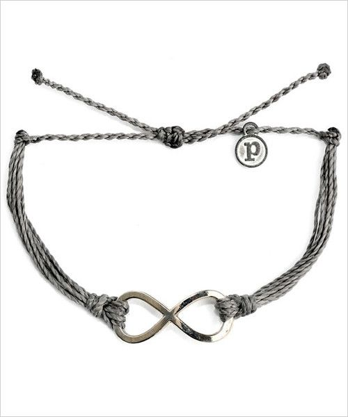 Infinity Pura Vida Braided Bracelet Use the code BKARCHER10 to get 10% off