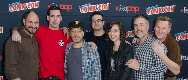 VIDEO: The 'Bob's Burgers' cast talks Guest Stars, Feminism and all things Belcher at NYCC!