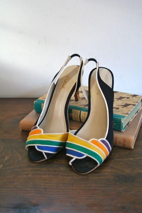 1000+ ideas about 80s Shoes on Pinterest | 80s punk ...