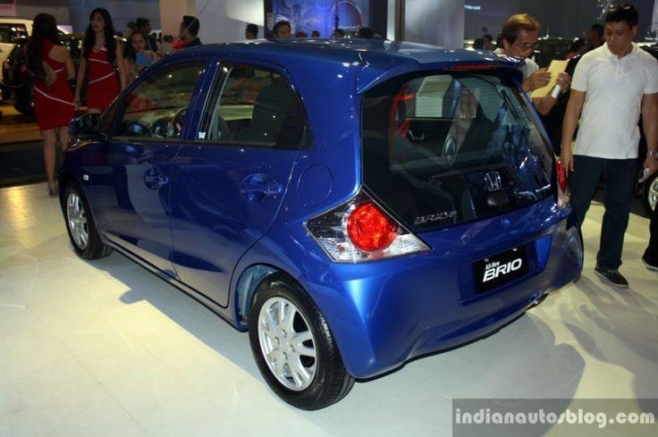 Honda Brio Dari Belakang ~ http://iotomagz.net/honda-brio-akan-keluarkan-generasi-ke-duanya-dengan-3-silinder/