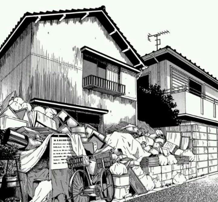 Manga Landscape | U00b7 Artistic Inspiration U00b7 | Pinterest | Landscapes And Manga