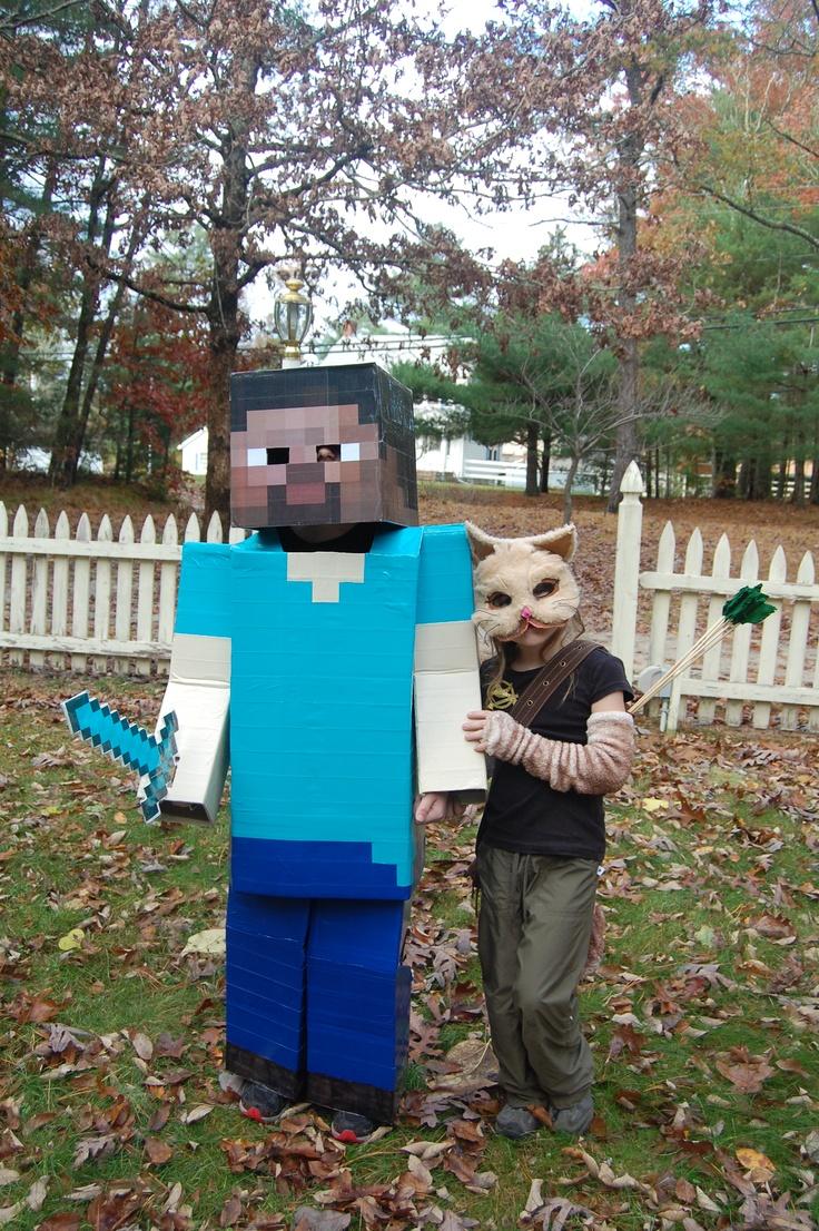 100+ [ halloween costumes minecraft ] | boys minecraft costumes