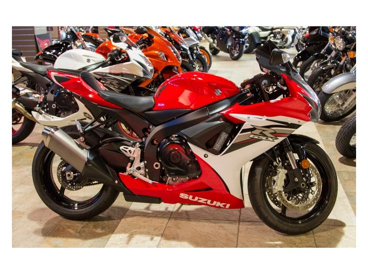 Get Information on Used #Suzuki 2013 GSX-R600 #Sportbike_Motorcycle available in FL, USA by Fun Bike Center Motorsports dealer just for $ 10999. It's looks excellent in red/white color. The Suzuki 2013 GSX-R600 is amazing and very popular bike and fastest production sports bike ever. You can see more information as like feature and photos at:http://goo.gl/mDXDPy