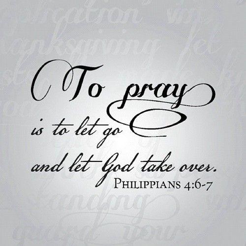 Philippians 4:6,7