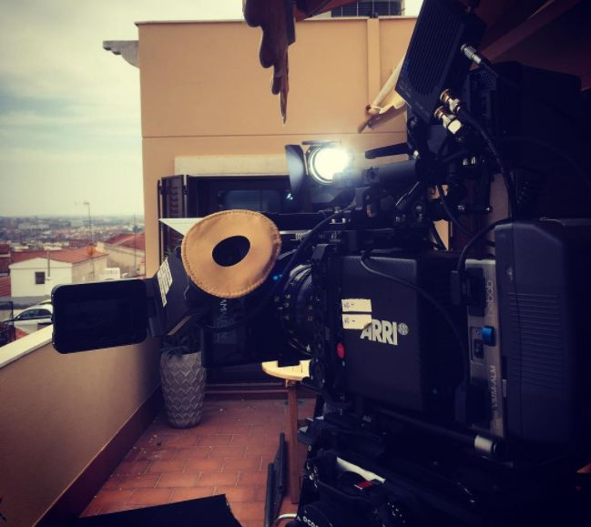 Ruling the city with Alexa Mini & Cooke s4/i T2 Lenses Set | Camaleon Cinema Services | Madrid