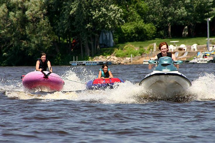 """""""Have a fun and safe August holiday weekend"""" by kawarthaNOW // Be aware of your liability and obligations while at the cottage."""