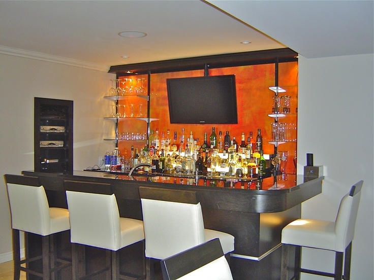 Must Have Wet Bar In Poker Room