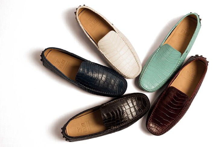 Preppy moccasins: S/S 2015 selection