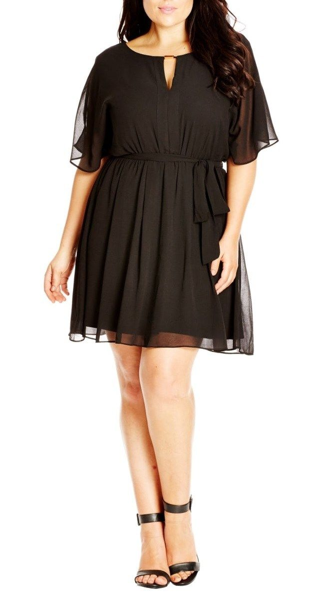 43 Plus Size Wedding Guest Dresses {with Sleeves} – Plus Size Party Dresses – Pl…