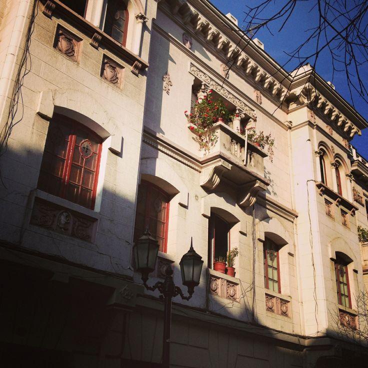 Barrio París - Londres