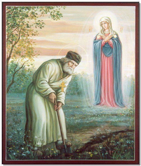 богородица на престоле лавданский - Поиск в Google