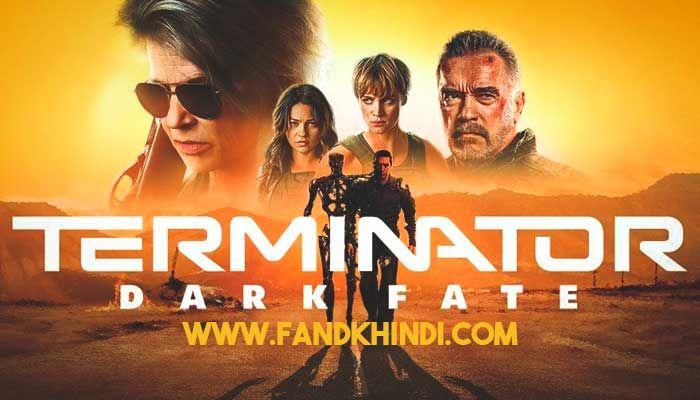 Terminator Dark Fate Full Hd Movie Free Download In Hindi English Free Movies Hd Movies Terminator Movies