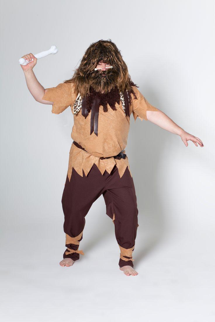Neandertaler, Deiters, Kostüm, Fasching, Karneval, Plus Size,