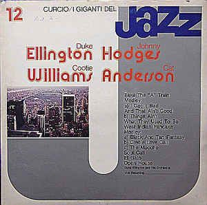 Duke Ellington / Johnny Hodges / Cootie Williams / Cat Anderson - I Giganti Del Jazz Vol. 12: buy LP at Discogs