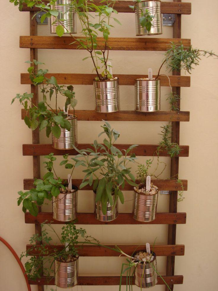 Cheiro do Verde: Hortas Verticais