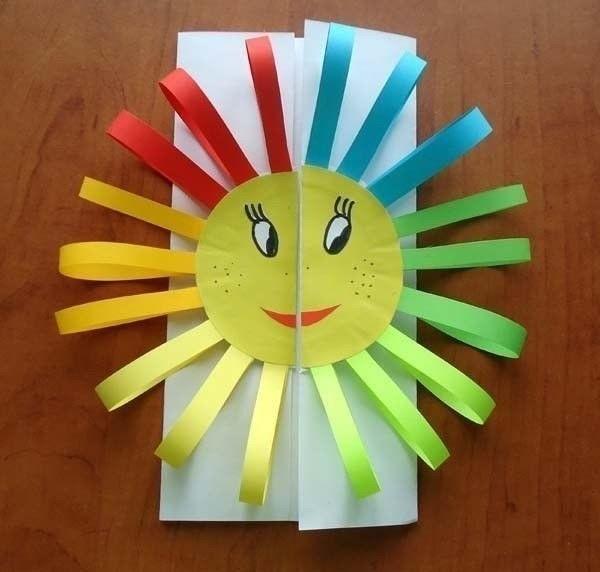 Анимашки пожеланиями, открытка для детского сада своими руками