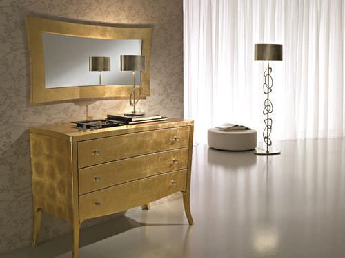 Traditional chest of drawers CLASSIC : LYRA Ciacci