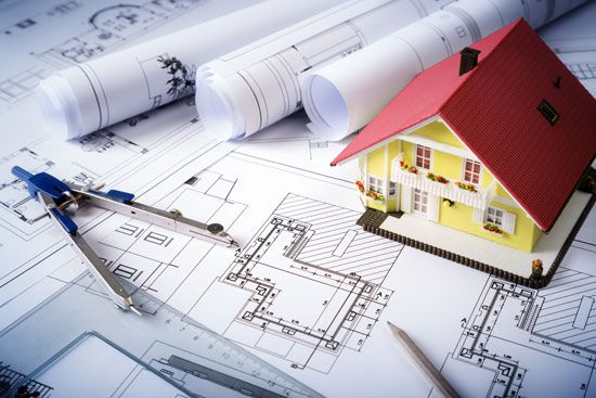 """""""Planning to Build Your Own House"""" Proper planning and budgeting are necessary steps to prevent pitfalls when building your own house. From MOTHER EARTH NEWS"""