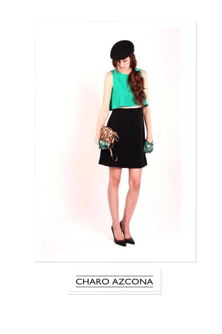 Apúntate a la moda bicolor