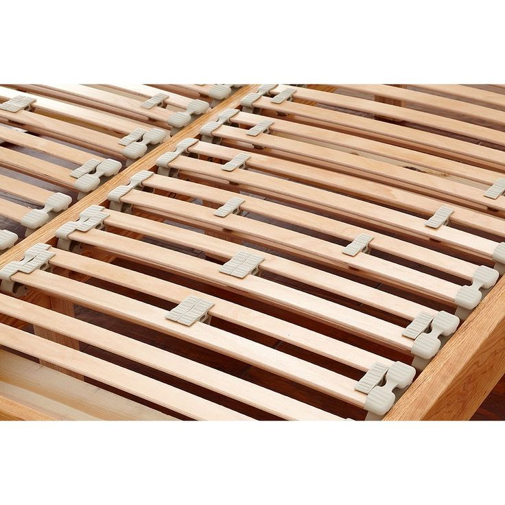 Berkeley Flexible Slat System Adjustable Wood Brass