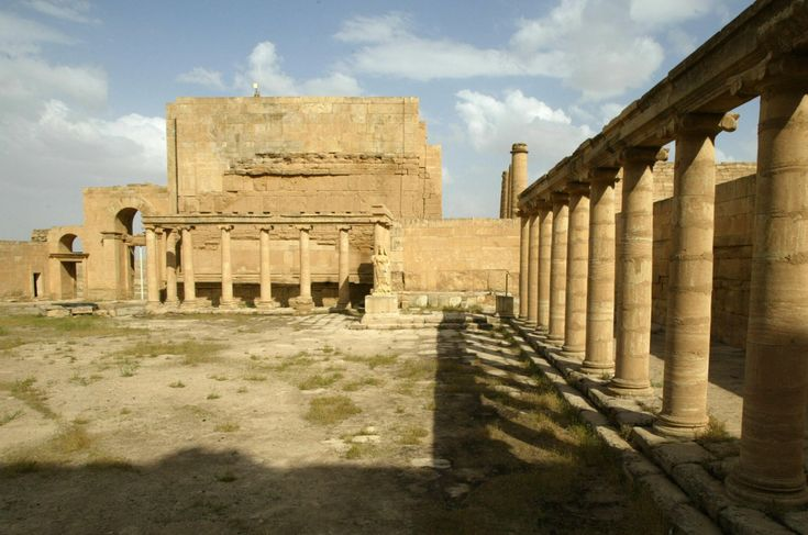 Isis Iraq: Bulldozing of Nimrud and Hatra disputed by archaeologists and satellite images Gianluca Mezzofiore By Gianluca Mezzofiore March 24, 2015 16:29 GMT