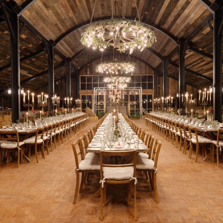 Soho Farm Wedding Barn Pinned By High Billinghurst Venue