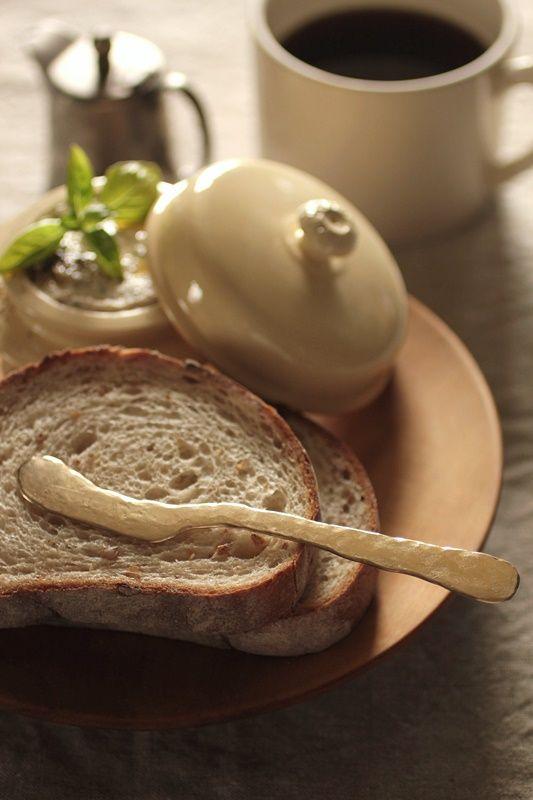 Brass Butter Spreader #2 - IRRE
