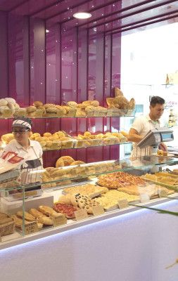 1000 images about arredamento panificio cherta zala for Arredamento caffetteria