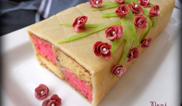 Click here to see the full recipe. Learn how to prepare Battenberg Cake with Almond Marzipan