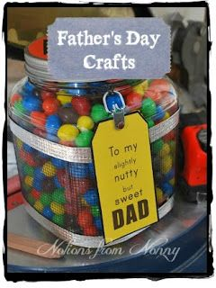 Notions from Nonny: Father's Day Crafts