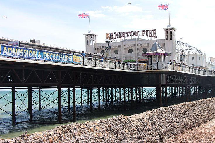 Tour gay Piers & Queers mostra a história LGBT de Brighton, no sul da Inglaterra | Viaja Bi!