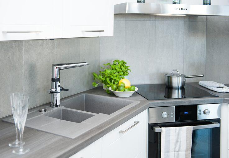 2727F Oras Optima Smart kitchen faucet