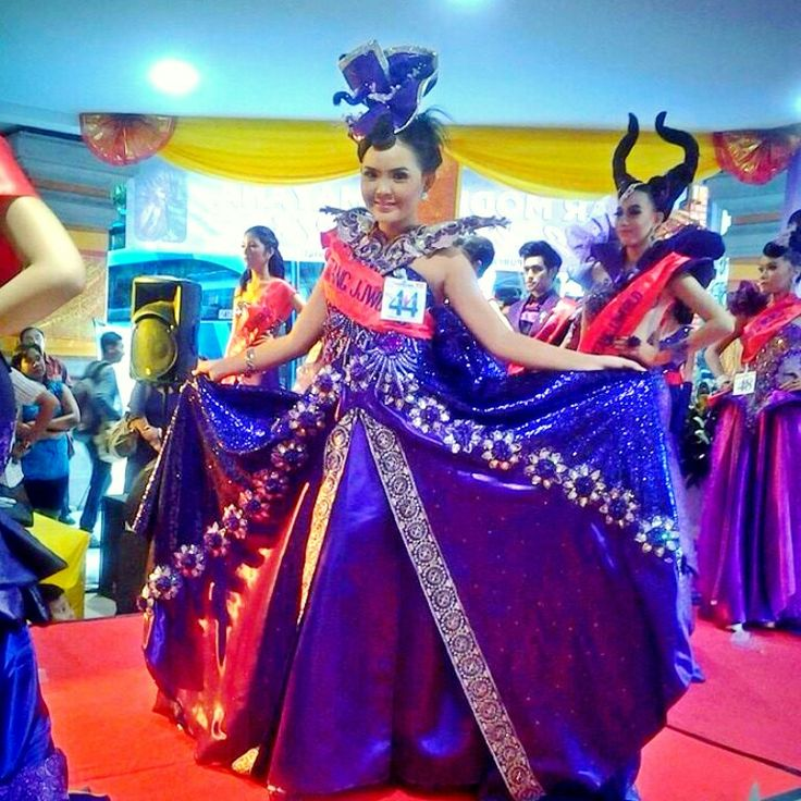 Ocha the best talent star model jj world 2014