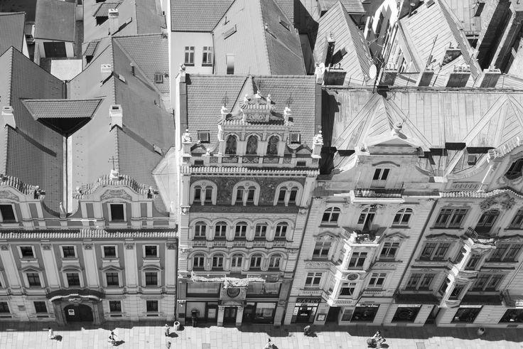 Pilsen / Plzen: Platz der Republik