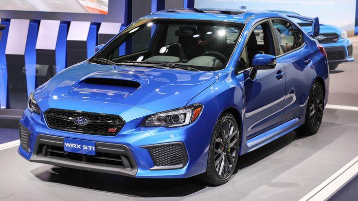 2018 Subaru WRX STI Redesign And Price