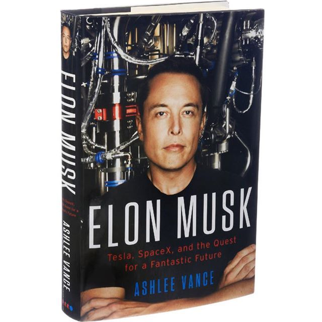 Currently listening to Elon Musk: Tesla, SpaceX and the Quest for a Fantastic Future. By Ashlee Vance  #nerdalert #elonmusk #tessladreams #audible #inspiredby #bookclub
