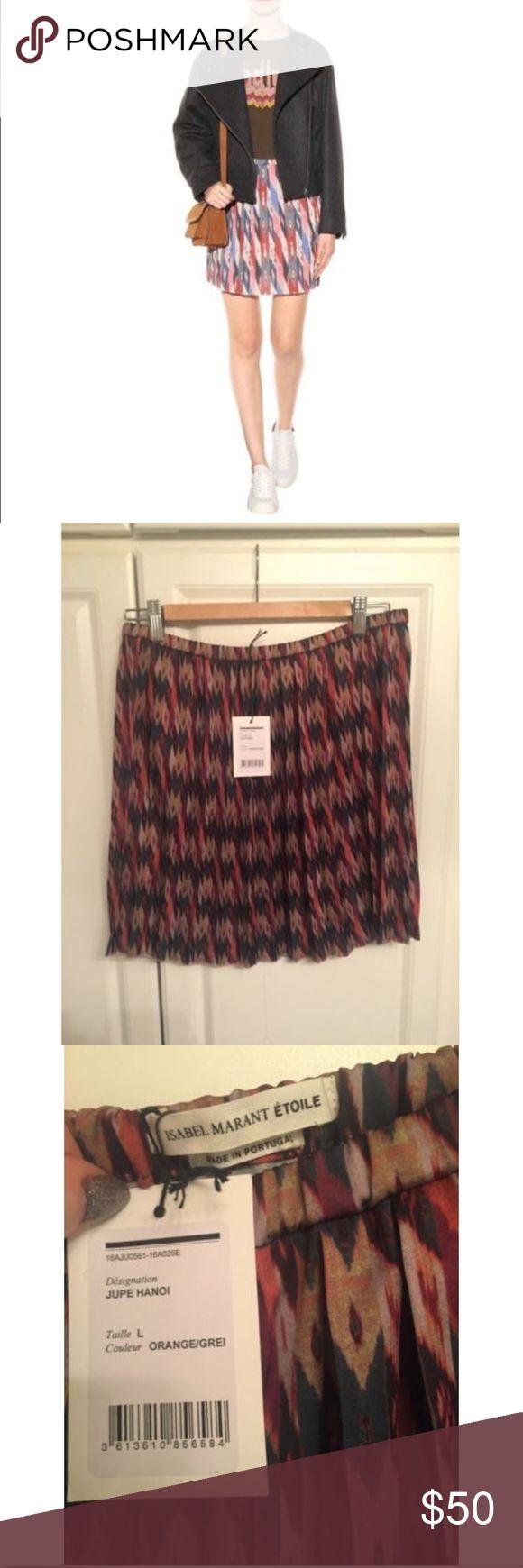 NYE sale!! Isabel Marant jupe hanoi skirt Beautiful skirt, NWT Isabel Marant Skirts Mini