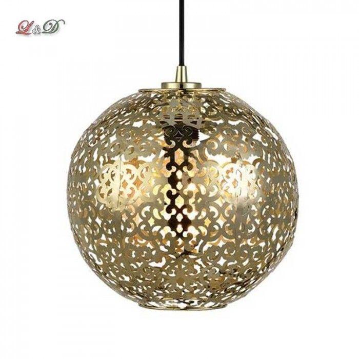 Mennyezeti lámpa INDIGO arany - Modern MARKSLOJD lámpa