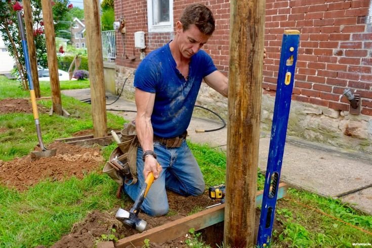 Build a fence with confidence using these tips and tricks from MyFixItUpLife. Posts, straight lines and more are covered in this guide. Click in to learn more.