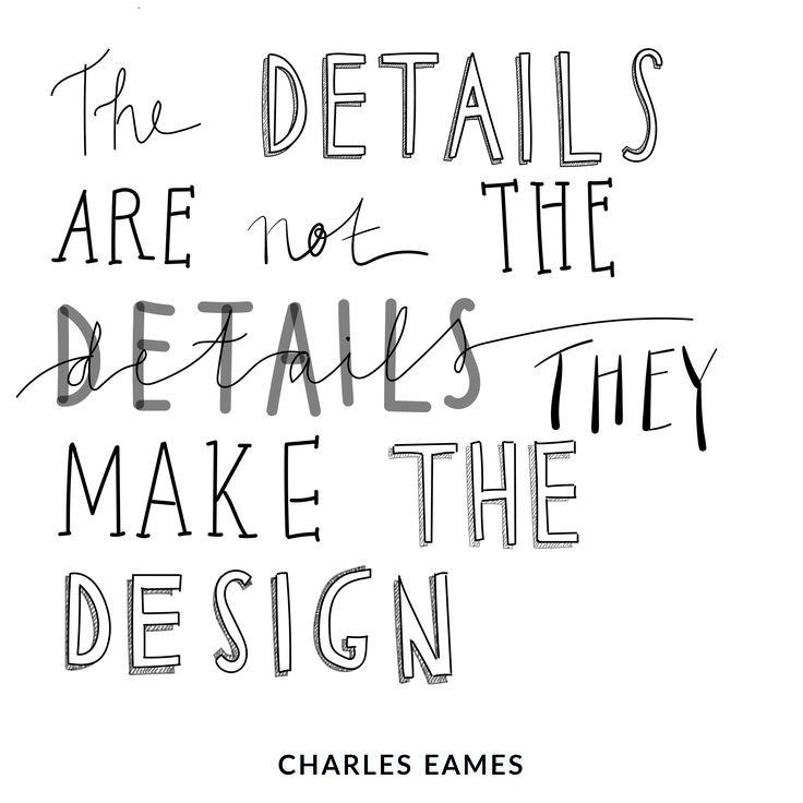 Quote by Charles Eames. #Charleseames #eames #eameschair #design #architecture #architect #architektur #architekt #quote #words #zitat #karlkaffenberger