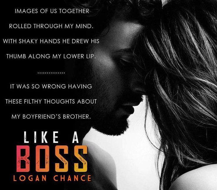 Brs books nook news like a boss by logan chance like