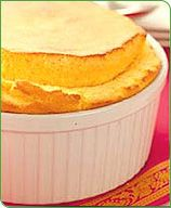Pumpkin Souffle - but a WW recipe, so who knows...