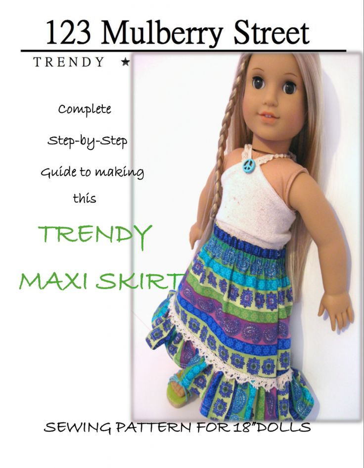 124 best Doll clothes patterns images on Pinterest | American girl ...