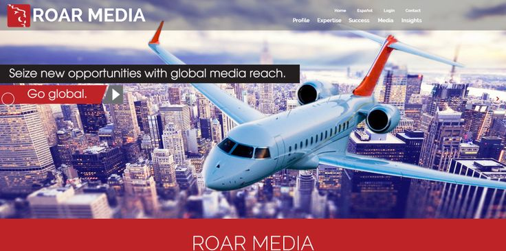 Roar Media Website